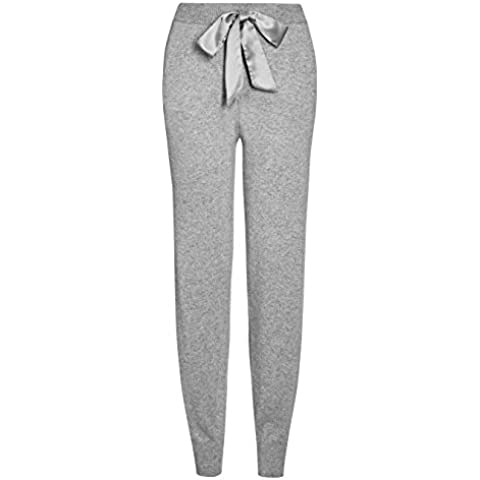 next Mujer Luxury Pantalones De Chándal Deportivos De Jogging Con Algodón Y Cachemir