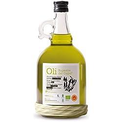 Aceite de Oliva virgen extra - Ecológico - Denominación de origen protegida Les Garrigues - Garrafa 1 L