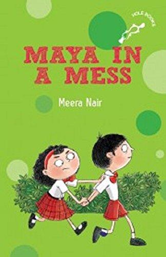 Maya-in-a-Mess