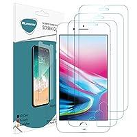 Microsonic Apple iPhone SE 2020 Ekran Koruyucu Nano Cam (3'lü Paket)