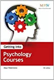 Getting Into Psychology Courses (Trotman Publishing) by Waterstone, Maya (2012) Paperback
