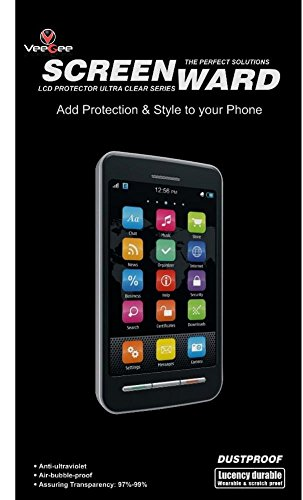 ZenFone 2 (ZE550ML) Screen protector, Scratch Guard No Rainbow Effect [Screenward] Clear Screen Protector Scratch Guard For Asus ZenFone 2 (ZE550ML) [With Dust Remover Sticker]  available at amazon for Rs.199