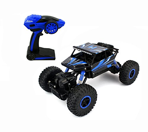 24Ghz-118-RC-Electric-Rock-Crawler-Vehicle-Rechargeable-Buggy-Car-4-WD-Shaft-Drive-High-Speed-Remote-Control-Monster-Off-Road-Truck-RTR