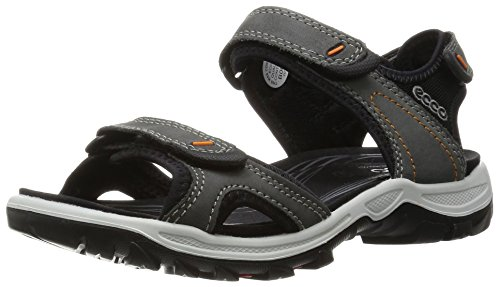 Ecco OFFROAD LITE Damen Sport & Outdoor Sandalen Grau (56357DARK SHADOW/BLACK)