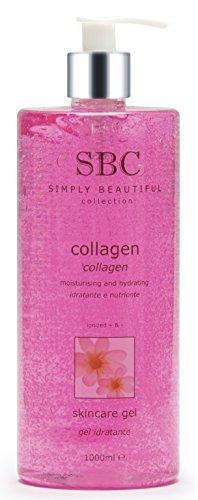 SBC Collagen Gel 1000ml With Pump (Serum Pump)