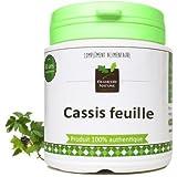 Cassis feuille60 gélules végétales