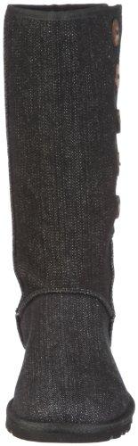 UGG LoPro Button 3158, Stivali donna Nero