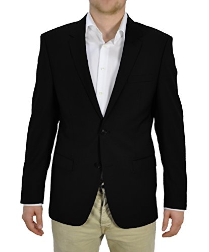 Michaelax-Fashion-Trade - Blazer - Uni - Homme Schwarz (59)