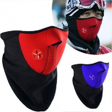 Man Friday bicyclette Masque Masque chaud coupe-vent Masque Casque de ski