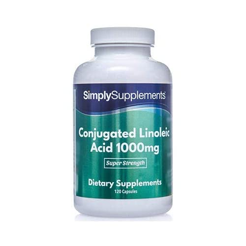 CLA – Conjugated Linoleic Acid Capsules | 120 Capsules = Up to 4 Month Supply | Supplement Made...
