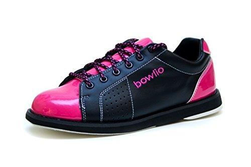 Bowlio Hollywood Line Pink - Chaussures de bowling rose - Adulte et enfant