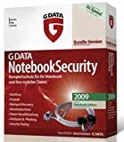 G DATA Software NotebookSecurity 2009 1 Jahr - Sonstige