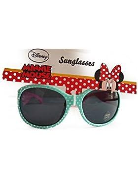 Disney - Gafas de sol - para niña azul azul y rosa