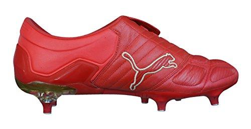 Puma V Konstrukt II SG Homme cuir Chaussures de football red