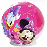 "Mickey Mouse Clubhouse Minnie & Daisy 20"" (51cm) Beach Ball"