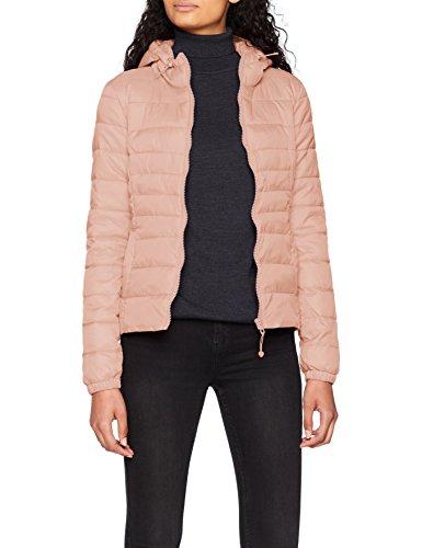 ONLY NOS Damen Jacke Onltahoe Hood Jacket Otw Noos, Rosa (Misty Rose), 40(Herstellergröße: L)