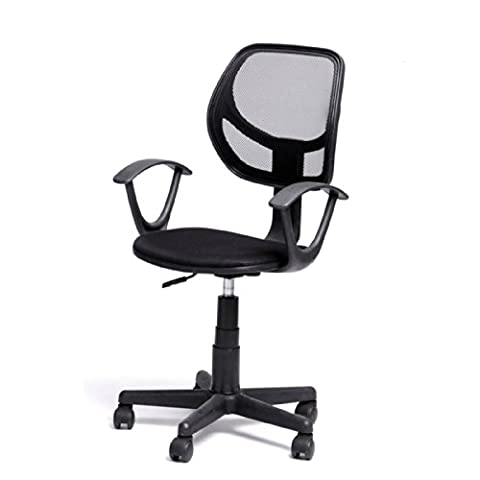 GreenForest Mesh Design Office Chair Adjustable Executive Swivel Computer Desk