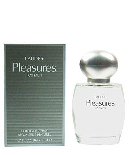 Pleasures For Men by Estee Lauder Cologne Spray 50ML. 1.7FL. oz. by Estee Lauder