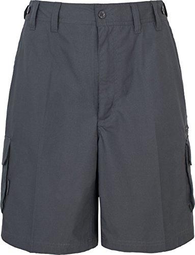 Trespass Gally - Pantaloncini Graphite Dark Grey