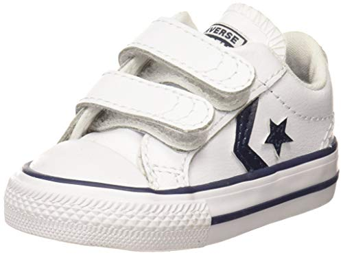 Converse Lifestyle Star Player 2V Ox, Zapatillas de Estar por casa para...