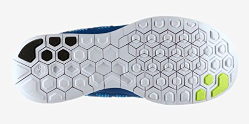Nike Free 5.0 642198 Unisex Laufschuhe Blu (Photo Blue/White)