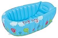 ❤ Comode valvole di drenaggio, ideale piscina termale per il tempo libero, possono giocarci.Materiale: plastica PVCColore: blu, biancoDimensioni: 90 * 60 * 30 cm