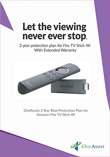 Fire TV Stick 4K with All-New Alexa Voice Remote   Streaming Media Player