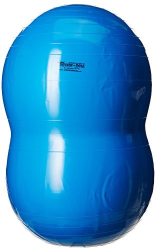 Physiotherapy Physio Roll Ball in Blue by Gymnic (Tmi Ball)