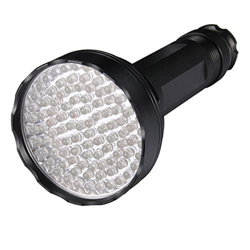 Lomsarsh UV Flashlight Black Light UV Lights, 68 LED Ultraviolet Blacklight Pet Urine Detector for Invisible Ink Pens, Dog Cat Urine, Dry Stains, Bed Bug and More