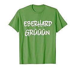 Cordula EBERHARD GRÜN Kostüm Party Apres Ski Song Tanz T-Shirt