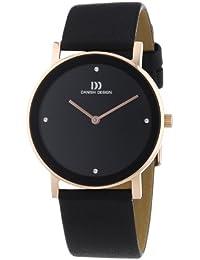 Danish Design Damen-Armbanduhr XS Analog Quarz Leder 3320184