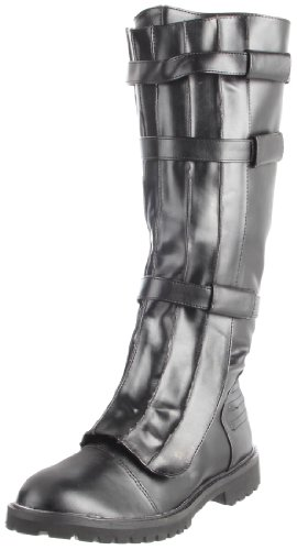Funtasma WALKER-130 Walker-130, Klassische Stiefel, Schwarz (Black BLK), 40 EU (S UK) (Knee Pu Boots High Black)