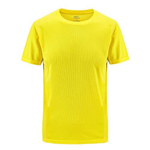 Beonzale Herren Sommer Casual Outdoor Pure Color T-Shirt Plus Größe Sport Schnell Trocknend Atmungsaktiv Tops Kurzarm Freizeithemden Leopard Cat Choker