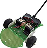 Arexx ARX-CH09 Robot Chassis with Motors, Grün, Kein