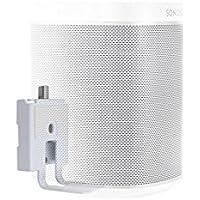 Alphason Ultra Slim Wall Mount Bracket Sonos PLAY:1 - White
