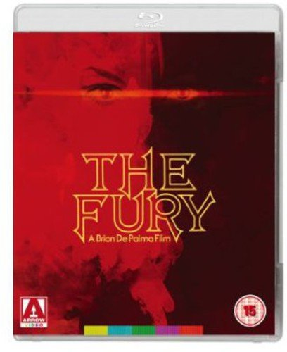 Fury [Blu-ray] (Fury Film-dvd)