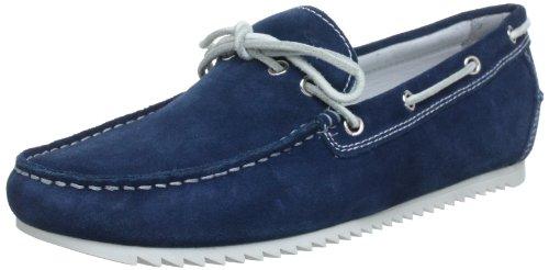 Geox U SHARK S U32Q5S000ABC4033, Mocassini uomo Blu (Blau (PETROL C4033))