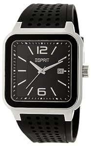 Esprit Herren-Armbanduhr 304 STAINLESS STEEL Analog Quarz Plastik A.ES105841001