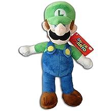 Super Mario Bros - Peluche Luigi 35cm Calidad super soft