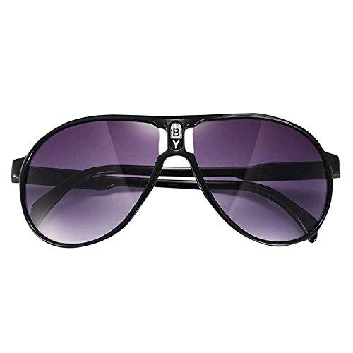Battnot Sonnenbrillen für Kinder Jungen Goggle Baby, Pilotenbrille Polarisiert Vintage Mode...