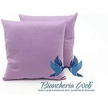 Cuscini lilla for Amazon cuscini arredo