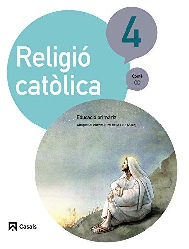 Religió Catòlica 4 Primària (2015) - 9788421857465