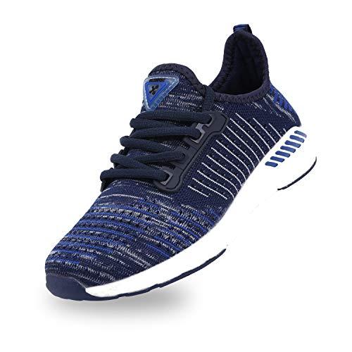 ZanYeing Unisex Bequem Schnürer Gym Fitness Atmungsaktives Mesh Turnschuhe Freizeitschuhe Ultra-Light Sportschuhe Laufschuhe 36-48
