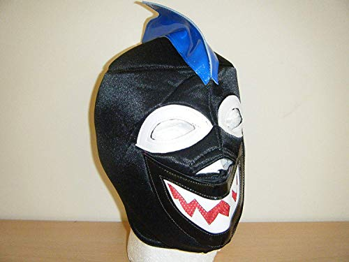 SHARK STIL-KOPF KOSTÜM MASKE WRESTLING (Herren Wrestling Fancy Dress Kostüm)