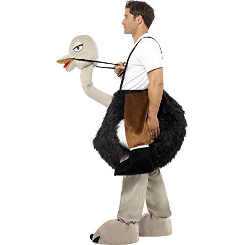 Imagen de traje de avestruz disfraz animal vestuario pájaro alternativa