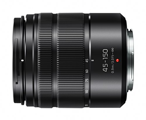 Buy Panasonic 45 – 150 mm / F 4,0-5,6 LUMIX G VARIO MEGA OIS ASPH(HFS45150) 45 mm-Lens Special
