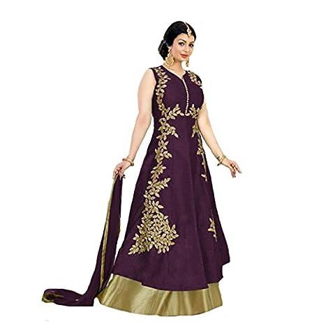 Aisha Bollywood Indian Ceremony Bridal Party Wear Anarkali Salwar Kameez Suit Wedding Ethnic Women Dress 8388