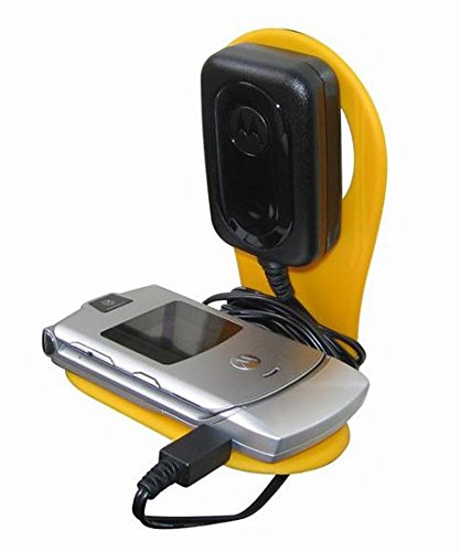 KolorFish Universal Mobile Charging Stand (Yellow)