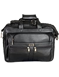 Loggin Synthetic Leather Executive Office Bag