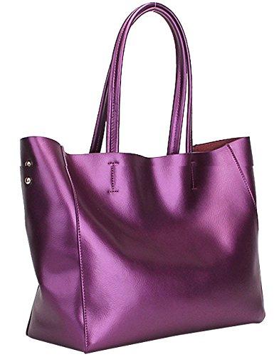 Damen Umhängetasche violett violett Elegant Lighting cIVA8gvmr
